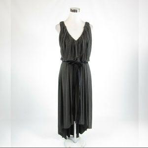 Laundry by Shelli Segal gray dress 6